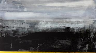 Heimat 1 - 80x120 acryl on canvas