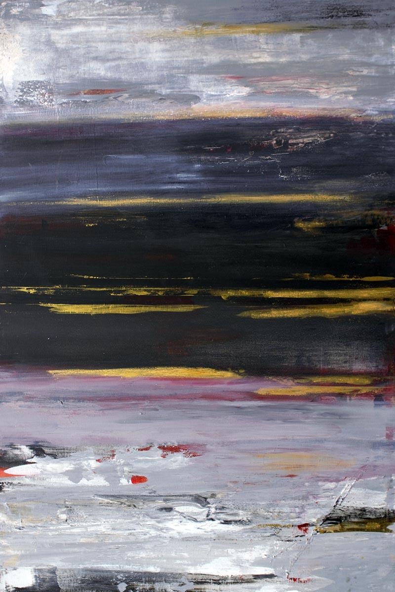 Heimat 2 - 80x120 acryl on canvas